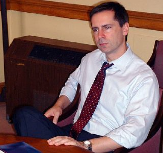 Dalton McGuinty: Sitting Down on the Job.