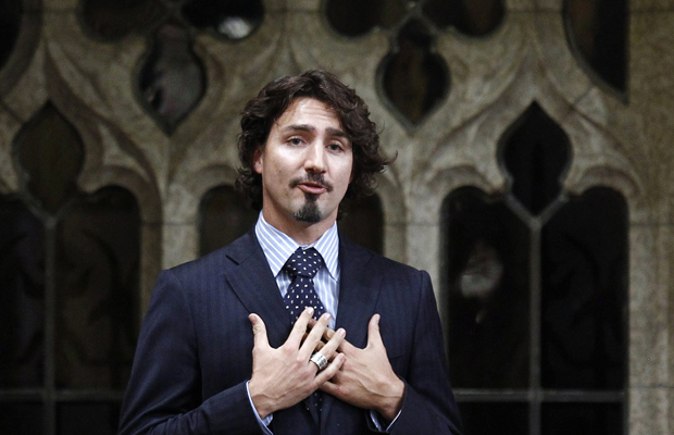 Image result for silly Trudeau
